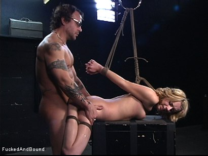 Photo number 13 from Sexy In A Prom Dress shot for Brutal Sessions on Kink.com. Featuring Lexi Belle and Kurt Lockwood in hardcore BDSM & Fetish porn.