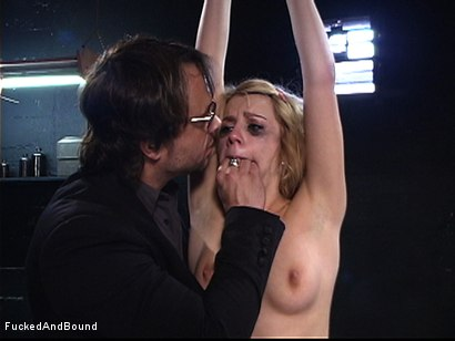 Photo number 4 from Sexy In A Prom Dress shot for Brutal Sessions on Kink.com. Featuring Lexi Belle and Kurt Lockwood in hardcore BDSM & Fetish porn.