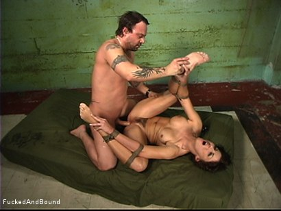 Photo number 13 from Begging And Denial shot for  on Kink.com. Featuring Maria Bellucci and Kurt Lockwood in hardcore BDSM & Fetish porn.