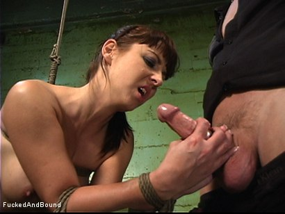 Photo number 8 from Begging And Denial shot for  on Kink.com. Featuring Maria Bellucci and Kurt Lockwood in hardcore BDSM & Fetish porn.