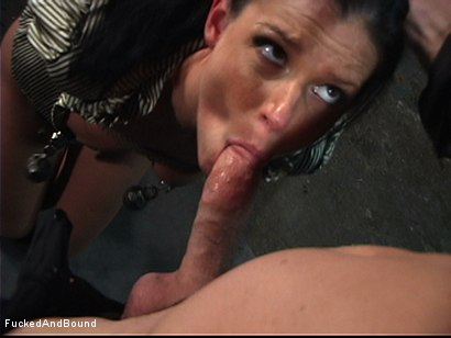 Photo number 4 from Incompetent Secretary shot for Brutal Sessions on Kink.com. Featuring Kurt Lockwood and India Summer in hardcore BDSM & Fetish porn.