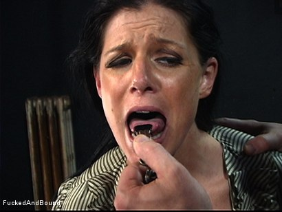 Photo number 6 from Incompetent Secretary shot for Brutal Sessions on Kink.com. Featuring Kurt Lockwood and India Summer in hardcore BDSM & Fetish porn.