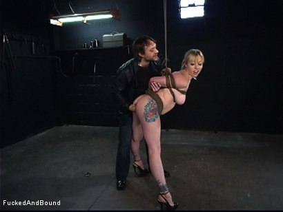 Photo number 1 from My Holes Are Yours shot for Brutal Sessions on Kink.com. Featuring Adrianna Nicole and Kurt Lockwood in hardcore BDSM & Fetish porn.