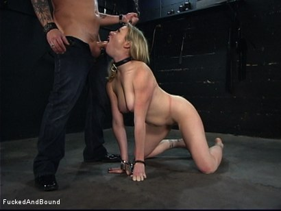 Photo number 11 from My Holes Are Yours shot for  on Kink.com. Featuring Adrianna Nicole and Kurt Lockwood in hardcore BDSM & Fetish porn.