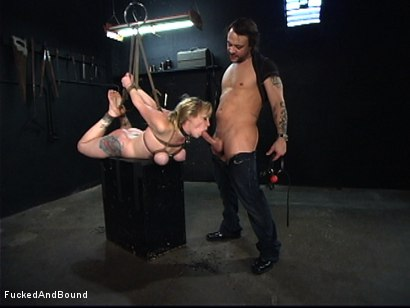 Photo number 16 from My Holes Are Yours shot for Brutal Sessions on Kink.com. Featuring Adrianna Nicole and Kurt Lockwood in hardcore BDSM & Fetish porn.