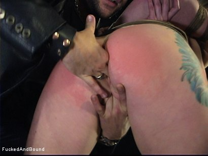 Photo number 3 from My Holes Are Yours shot for Brutal Sessions on Kink.com. Featuring Adrianna Nicole and Kurt Lockwood in hardcore BDSM & Fetish porn.