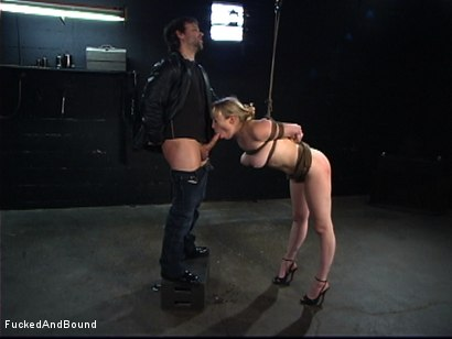 Photo number 4 from My Holes Are Yours shot for  on Kink.com. Featuring Adrianna Nicole and Kurt Lockwood in hardcore BDSM & Fetish porn.