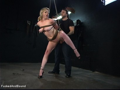 Photo number 5 from My Holes Are Yours shot for Brutal Sessions on Kink.com. Featuring Adrianna Nicole and Kurt Lockwood in hardcore BDSM & Fetish porn.