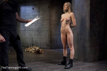 Photo number 1 from The Training of Amanda Tate, Day Three shot for The Training Of O on Kink.com. Featuring Owen Gray and Amanda Tate in hardcore BDSM & Fetish porn.