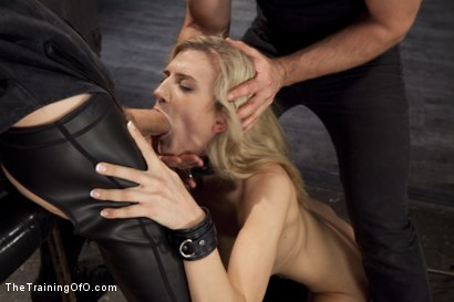 Photo number 7 from The Training of Amanda Tate, Day Three shot for The Training Of O on Kink.com. Featuring Owen Gray and Amanda Tate in hardcore BDSM & Fetish porn.