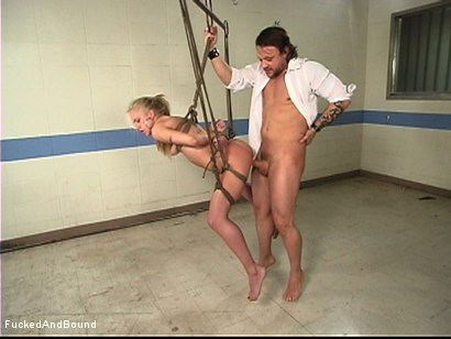 Photo number 13 from The Audition shot for  on Kink.com. Featuring Kylie Wilde and Kurt Lockwood in hardcore BDSM & Fetish porn.