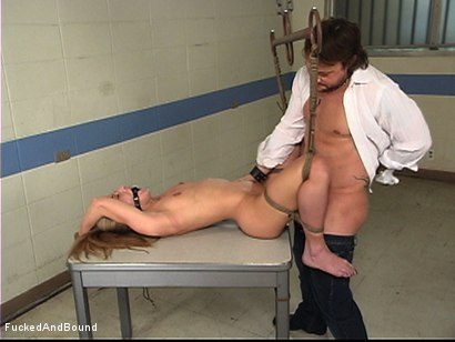 Photo number 8 from The Audition shot for  on Kink.com. Featuring Kylie Wilde and Kurt Lockwood in hardcore BDSM & Fetish porn.