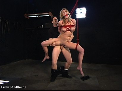 Photo number 10 from Inescapable Chains shot for  on Kink.com. Featuring Otto Bauer and Victoria Vonn in hardcore BDSM & Fetish porn.