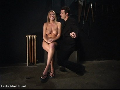 Photo number 15 from Inescapable Chains shot for  on Kink.com. Featuring Otto Bauer and Victoria Vonn in hardcore BDSM & Fetish porn.