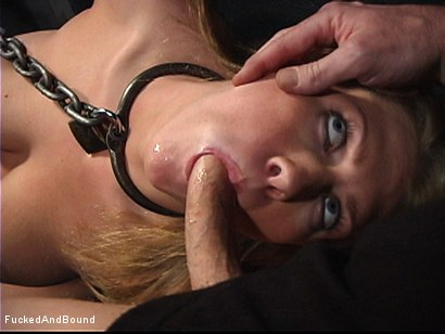 Photo number 16 from Inescapable Chains shot for  on Kink.com. Featuring Otto Bauer and Victoria Vonn in hardcore BDSM & Fetish porn.