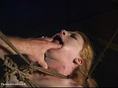 Photo number 6 from Madison Craves Hard Punishment shot for  on Kink.com. Featuring Otto Bauer and Madison Young in hardcore BDSM & Fetish porn.
