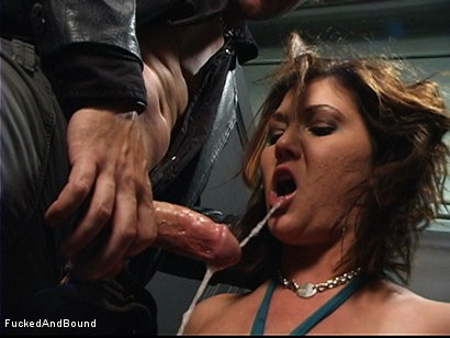 Photo number 10 from Flirting In The Club shot for Fucked and Bound on Kink.com. Featuring Kurt Lockwood and Claire Dames in hardcore BDSM & Fetish porn.
