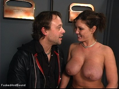 Photo number 15 from Flirting In The Club shot for  on Kink.com. Featuring Kurt Lockwood and Claire Dames in hardcore BDSM & Fetish porn.