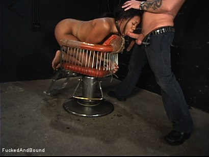 Photo number 10 from The Ass Working shot for Brutal Sessions on Kink.com. Featuring Kurt Lockwood and Sydnee Capri in hardcore BDSM & Fetish porn.