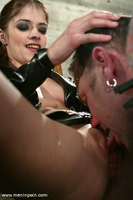 Photo number 9 from Alice Sadique and Rox shot for Men In Pain on Kink.com. Featuring Alice Sadique and Rox in hardcore BDSM & Fetish porn.