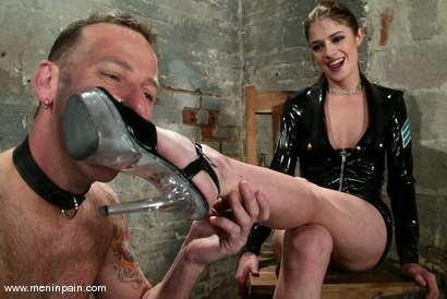 Photo number 2 from Alice Sadique and Rox shot for Men In Pain on Kink.com. Featuring Alice Sadique and Rox in hardcore BDSM & Fetish porn.