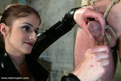 Photo number 4 from Alice Sadique and Rox shot for Men In Pain on Kink.com. Featuring Alice Sadique and Rox in hardcore BDSM & Fetish porn.