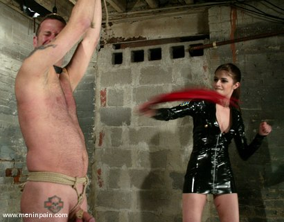 Photo number 5 from Alice Sadique and Rox shot for Men In Pain on Kink.com. Featuring Alice Sadique and Rox in hardcore BDSM & Fetish porn.