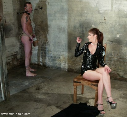 Photo number 7 from Alice Sadique and Rox shot for Men In Pain on Kink.com. Featuring Alice Sadique and Rox in hardcore BDSM & Fetish porn.