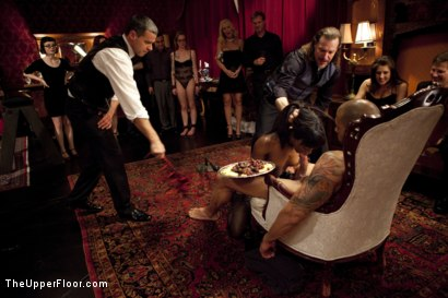 Photo number 7 from The Anal Petition of Ana Foxxx shot for The Upper Floor on Kink.com. Featuring Violet Rose, Ana Foxxx and Karlo Karrera in hardcore BDSM & Fetish porn.