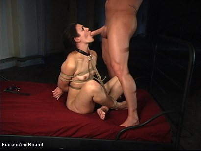 Photo number 14 from First Ever On-Camera Fucking shot for  on Kink.com. Featuring Penny Barber and Kurt Lockwood in hardcore BDSM & Fetish porn.