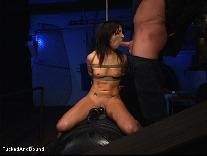 Photo number 1 from Absolute Beginner shot for  on Kink.com. Featuring Jezebel Dahl and Kurt Lockwood in hardcore BDSM & Fetish porn.