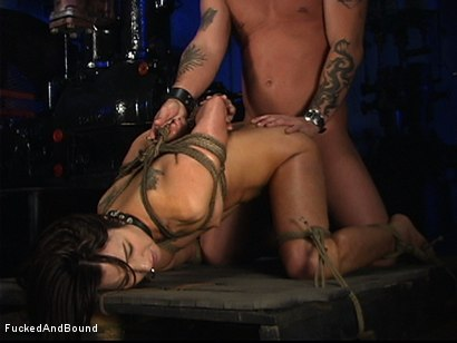Photo number 11 from Absolute Beginner shot for  on Kink.com. Featuring Jezebel Dahl and Kurt Lockwood in hardcore BDSM & Fetish porn.