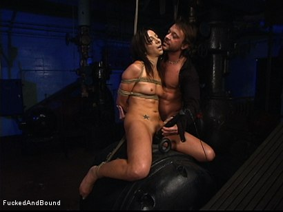 Photo number 4 from Absolute Beginner shot for  on Kink.com. Featuring Jezebel Dahl and Kurt Lockwood in hardcore BDSM & Fetish porn.