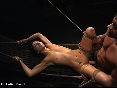 Photo number 7 from Absolute Beginner shot for  on Kink.com. Featuring Jezebel Dahl and Kurt Lockwood in hardcore BDSM & Fetish porn.