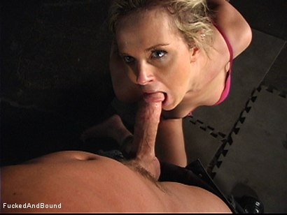 Photo number 2 from Initiation Of A Slave shot for  on Kink.com. Featuring Bree Barrett and Kurt Lockwood in hardcore BDSM & Fetish porn.