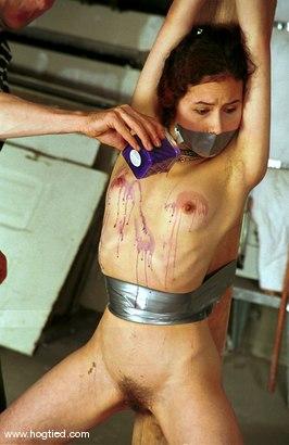 Photo number 14 from Shikira shot for Hogtied on Kink.com. Featuring Shikira in hardcore BDSM & Fetish porn.