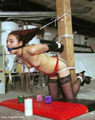 Photo number 6 from Shikira shot for Hogtied on Kink.com. Featuring Shikira in hardcore BDSM & Fetish porn.