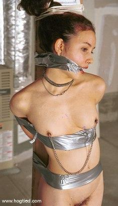 Photo number 9 from Shikira shot for Hogtied on Kink.com. Featuring Shikira in hardcore BDSM & Fetish porn.