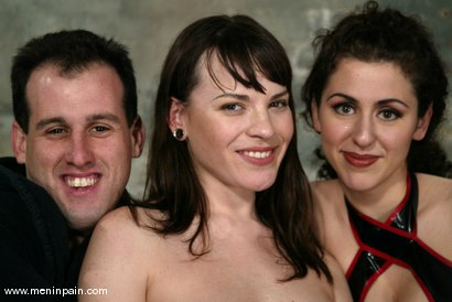 Photo number 15 from mini, Dana DeArmond and Princess Donna Dolore shot for Men In Pain on Kink.com. Featuring mini, Dana DeArmond and Princess Donna Dolore in hardcore BDSM & Fetish porn.