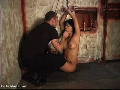 Photo number 4 from Spread Wide By Unforgiving Bondage shot for fuckedandbound on Kink.com. Featuring Marcus London and Gianna Lynn in hardcore BDSM & Fetish porn.