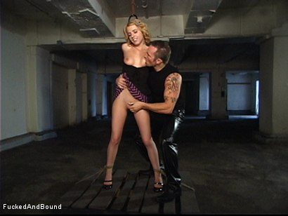 Photo number 2 from A New Sex Slave shot for  on Kink.com. Featuring Lexi Belle and Marcus London in hardcore BDSM & Fetish porn.