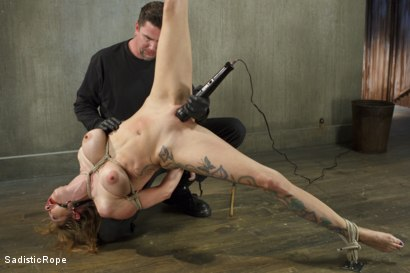 Photo number 1 from Fucking up Rain DeGrey with insane bondage and brutal torment shot for Sadistic Rope on Kink.com. Featuring Rain DeGrey in hardcore BDSM & Fetish porn.