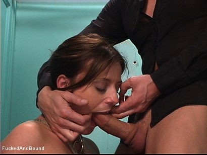 Photo number 3 from The Squirting Slave shot for Brutal Sessions on Kink.com. Featuring Tony De Sergio and Denice K in hardcore BDSM & Fetish porn.