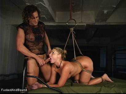 Photo number 16 from A Secretary's Delight shot for Brutal Sessions on Kink.com. Featuring Flower Tucci and Tony De Sergio in hardcore BDSM & Fetish porn.