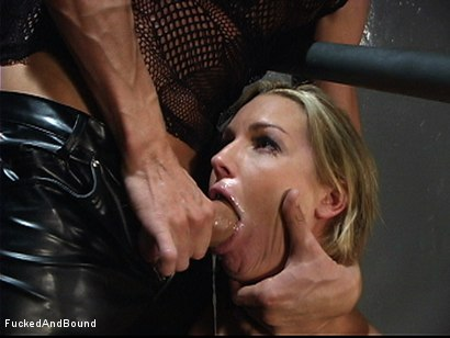 Photo number 7 from A Secretary's Delight shot for Brutal Sessions on Kink.com. Featuring Flower Tucci and Tony De Sergio in hardcore BDSM & Fetish porn.