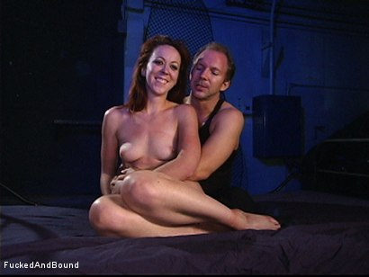 Photo number 16 from A True Submissive Slut shot for  on Kink.com. Featuring Brandon Iron and Trinity Post in hardcore BDSM & Fetish porn.