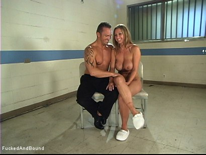 Photo number 1 from Painful Pleasure Of Her Predicament shot for Fucked and Bound on Kink.com. Featuring Devon Lee and Marcus London in hardcore BDSM & Fetish porn.