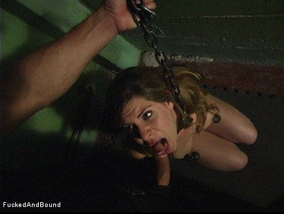 Photo number 1 from Fucked Hard In Chains shot for  on Kink.com. Featuring Roma and Marcus London in hardcore BDSM & Fetish porn.