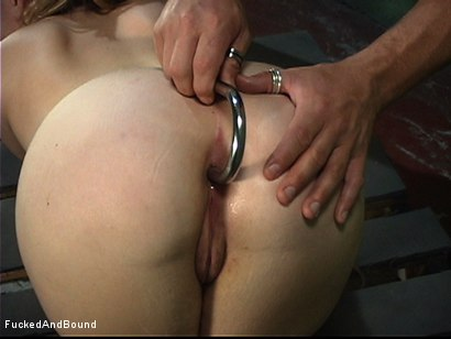 Photo number 10 from Fucked Hard In Chains shot for  on Kink.com. Featuring Roma and Marcus London in hardcore BDSM & Fetish porn.