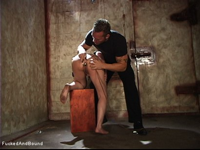 Photo number 9 from All Holes Available shot for  on Kink.com. Featuring Kaiya Lynn and Marcus London in hardcore BDSM & Fetish porn.